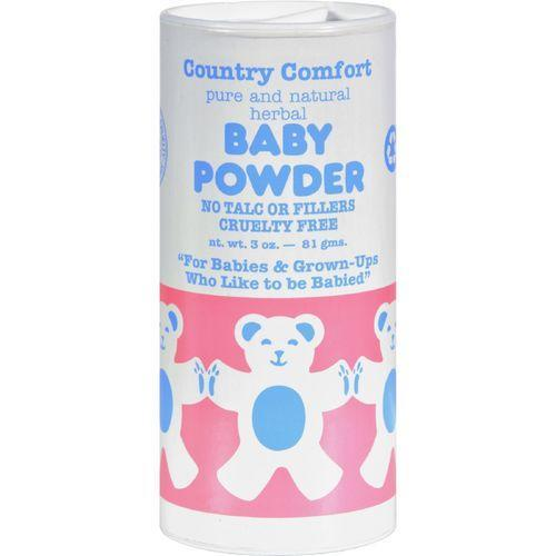 Country Comfort Baby Powder - 3 oz - Pranic Lifestyle