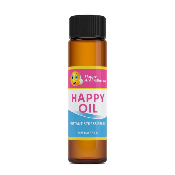 Happy Oil - Pranic Lifestyle