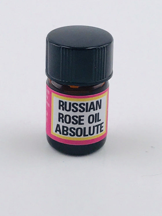 Russian Rose Oil Absolute - Pranic Lifestyle