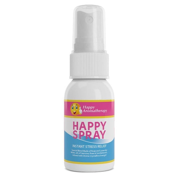 Happy Spray 4 oz bottle - Pranic Lifestyle