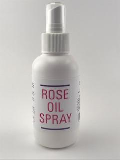 Rose Oil Spray - Pranic Lifestyle