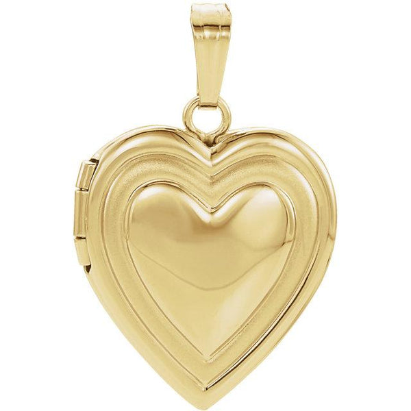 Heart Locket - Pranic Lifestyle