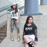 BE REAL  Short Sleeve T-shirt - FABVOKAB