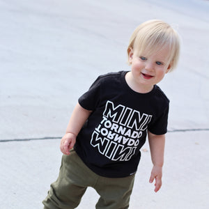MINI TORNADO Short Sleeve T-shirt - FABVOKAB