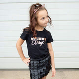 CUSTOM DESIGN kids graphic tee - FABVOKAB