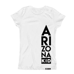 ARIZONA KID Short Sleeve T-shirt - FABVOKAB