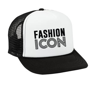 WHITE AND BLACK KIDS Snapback Trucker Hat (few designs available) - FABVOKAB