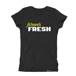 FOREVER FRESH NEON GREEN OR PINK Short Sleeve T-shirt - FABVOKAB