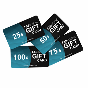 Gift Cards from $25