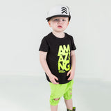 AMAZING BRIGHT NEON GREEN Short Sleeve T-shirt - FABVOKAB