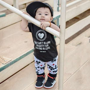 LOVE AND GRAVITY Short Sleeve  KidsT-shirt - FABVOKAB