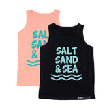 SALT SAND & SEA Kids Tank Top - FABVOKAB