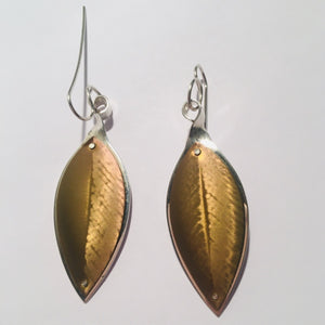 Pohutakawa Earrings