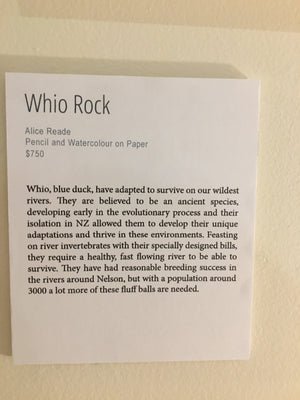 'Whio Rock'