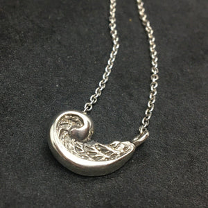 Fern Curl Necklace