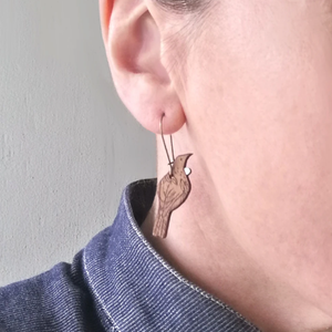 Rimu Tui Earrings