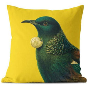 Bright Birds cushions