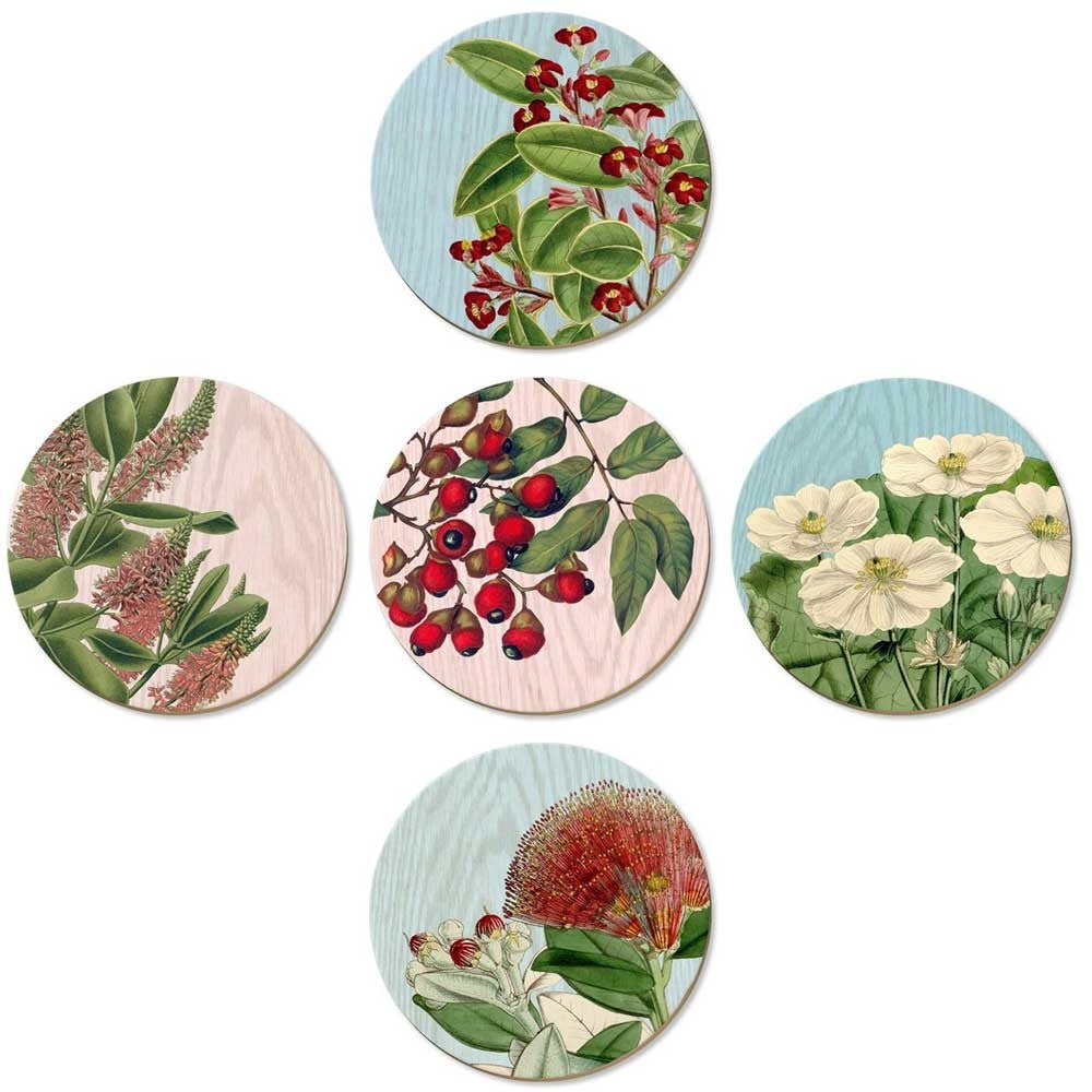 Native NZ Flora Placemats