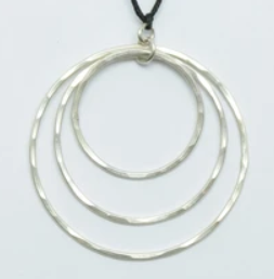 Triple Bangle Pirori Necklace