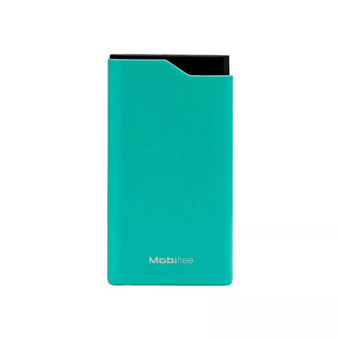 Acteck Mobifree Mb 923477 Power Bank 6 K Mah Color Verde Con Display - ordena-com.myshopify.com