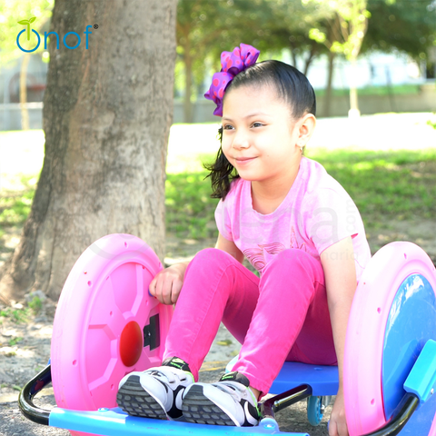 Twist Car Carrito Montable Infantil con Luces Bebe Destreza