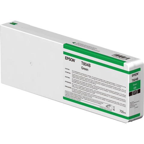Epson T804 Cartucho Para Sure Color P6000 P9000 700 Ml Verde