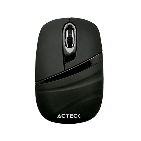 Mini Mouse ACTECK BT M210 Inalámbrico color Negro