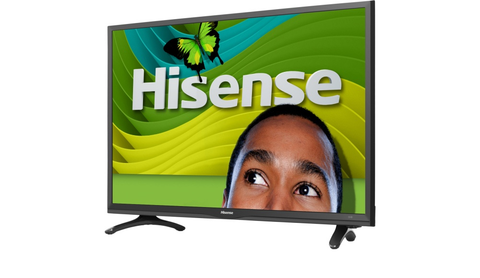 Hisense 40 H3 D Tv Led 40, Full Hd, Widescreen, Negro