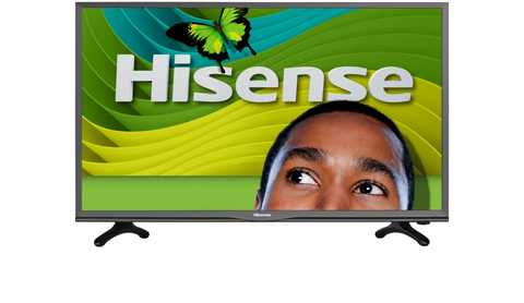 Hisense 40 H3 D Tv Led 40, Full Hd, Widescreen, Negro - ordena-com.myshopify.com