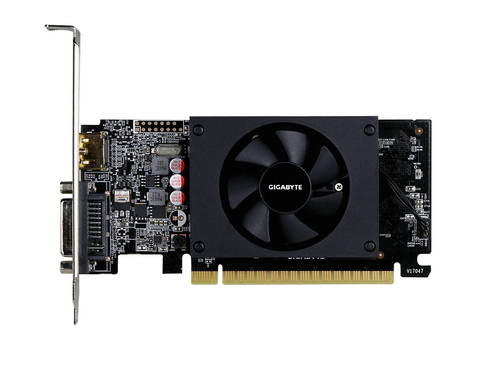 Gigabyte Tj Video Pci Express 2gb Nvidia Geforce Ddr5 Hdmi/Dvi