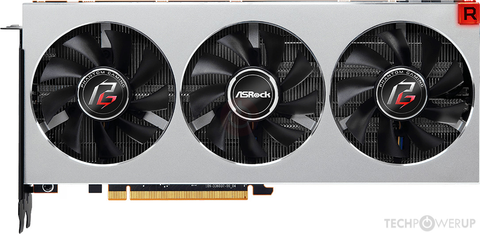 Asrock PHANTOM GAMING X RADEON Vll Tarjeta de Video 16G 8K