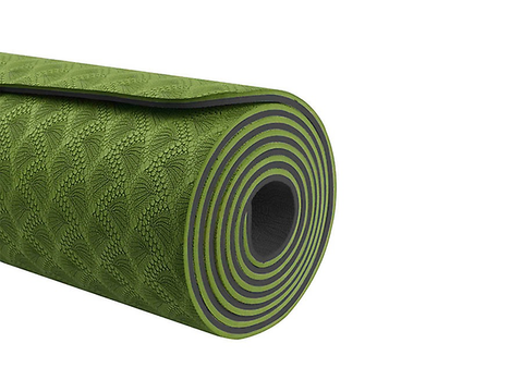 Bodyfit Bf Ym06 Tx Tapete High End 6mm 180 X 80 Cm Doble Vista Verde Verde - ordena-com.myshopify.com