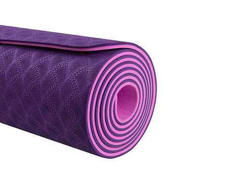 Bodyfit Bf Ym06 Tx Tapete High End 6mm 180 X 80 Cm Doble Vista Rosa Morado - ordena-com.myshopify.com