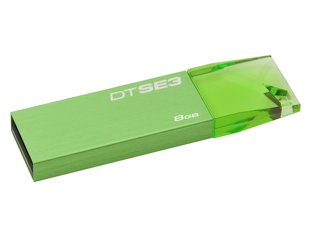 KINGSTON DTSE3 8Gb KC-U688G-4C1G Verde