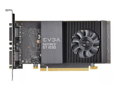 Evga Gt 1030 02 G P4 6338 Kr Tarjeta De Video 2 Gb Superclocked/Single