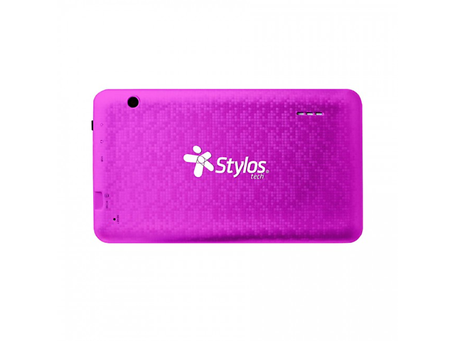 Stylos Taris Dc, Tablet 512 Mb 8 Gb And4.4, Fro.Tra.03 Mpx, 7pulg Tft Lcd Rosa - ordena-com