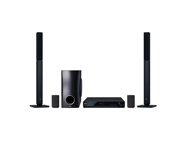 LG BH4430P Home teather 330 W 3D, Blu Ray, 5.1 Wifi, DNLA Usb