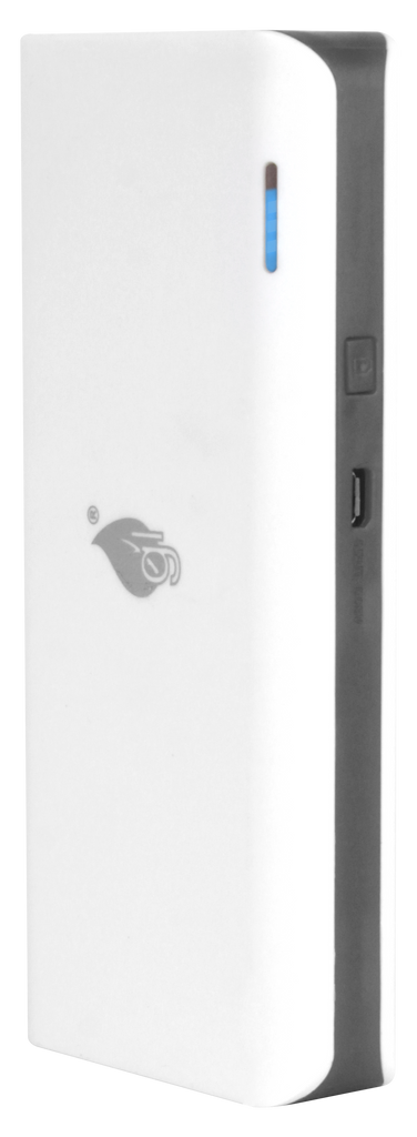 Green Leaf Ip 4212 Or Power Bank 6000m Ah Blanco/Naranja