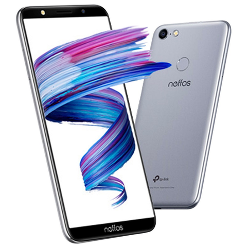 Tp Link Neffos C9 A Celular Smartphone 5.45 Pulg 13 Mpx Android 8.1 Moonligth Silv - ordena-com