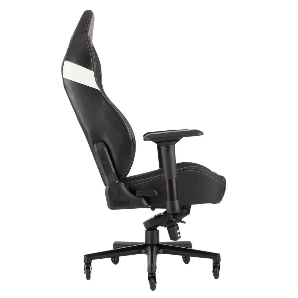 Silla Gaming Corsair T2 Road Reclinable 4 D Negro Blanco - ordena-com.myshopify.com