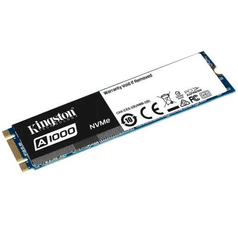 Kingston Sa1000 M8/960 G Unidad Ssd 960 Gb M.2 2280 Nv Me