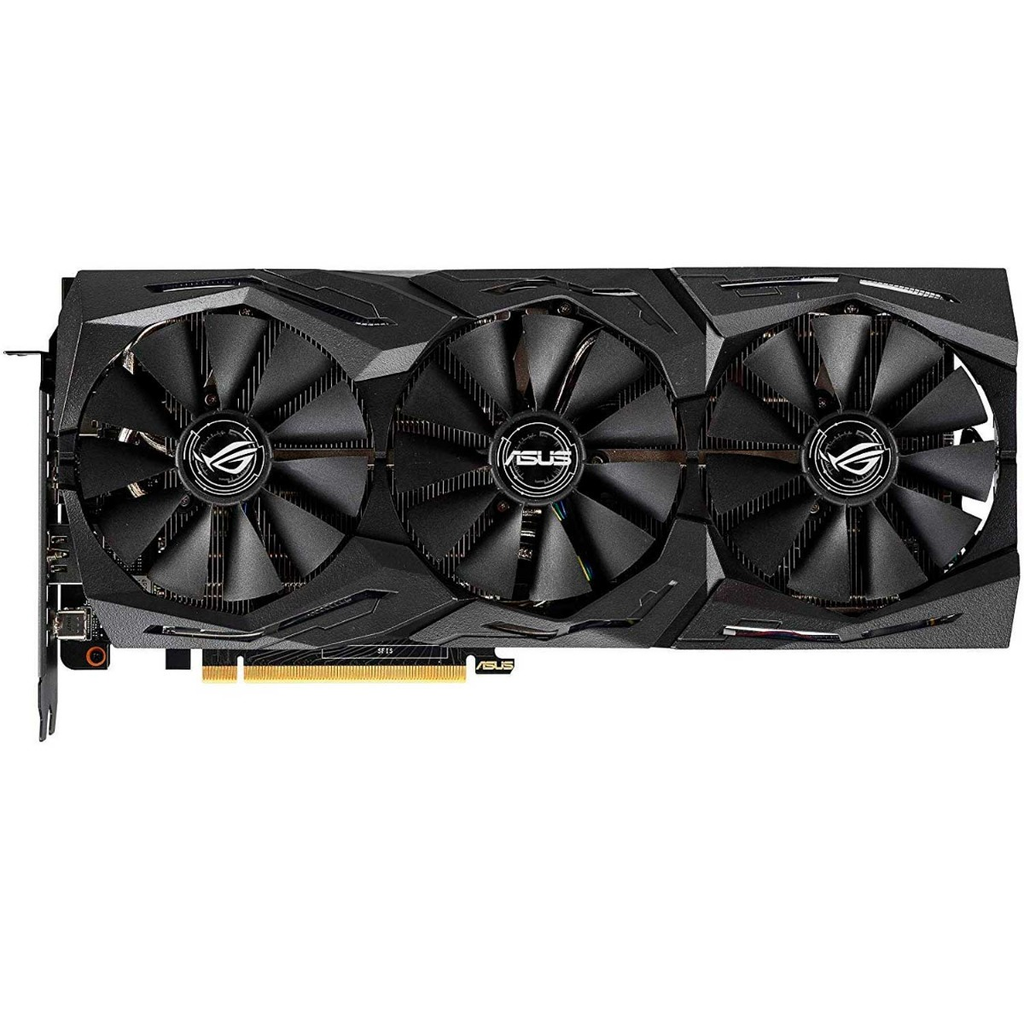Asus Rog Strix Rtx2070 O8 G Gaming Tarjeta De Video Gddr6 8 Gb Hdmi Dp