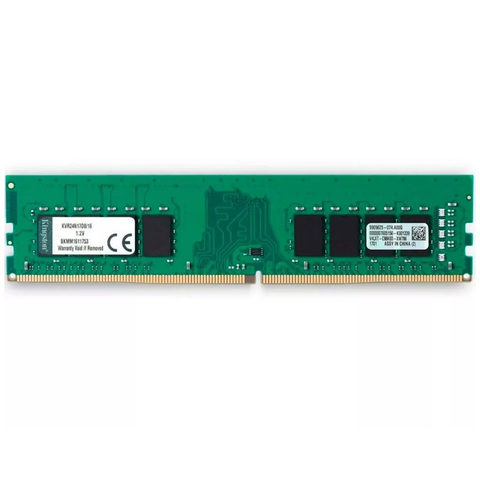 Kingston KVR24N17D8/16 Memoria RAM DDR4, 2400MHz, 16GB, Non-ECC, CL17, SO-DIMM