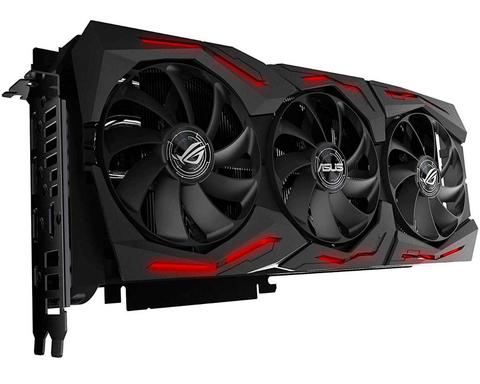 Asus Rog Strix Rtx2080 Ti O11 G Gaming Tarjeta De Video Gddr6 11 Gb Hdmi