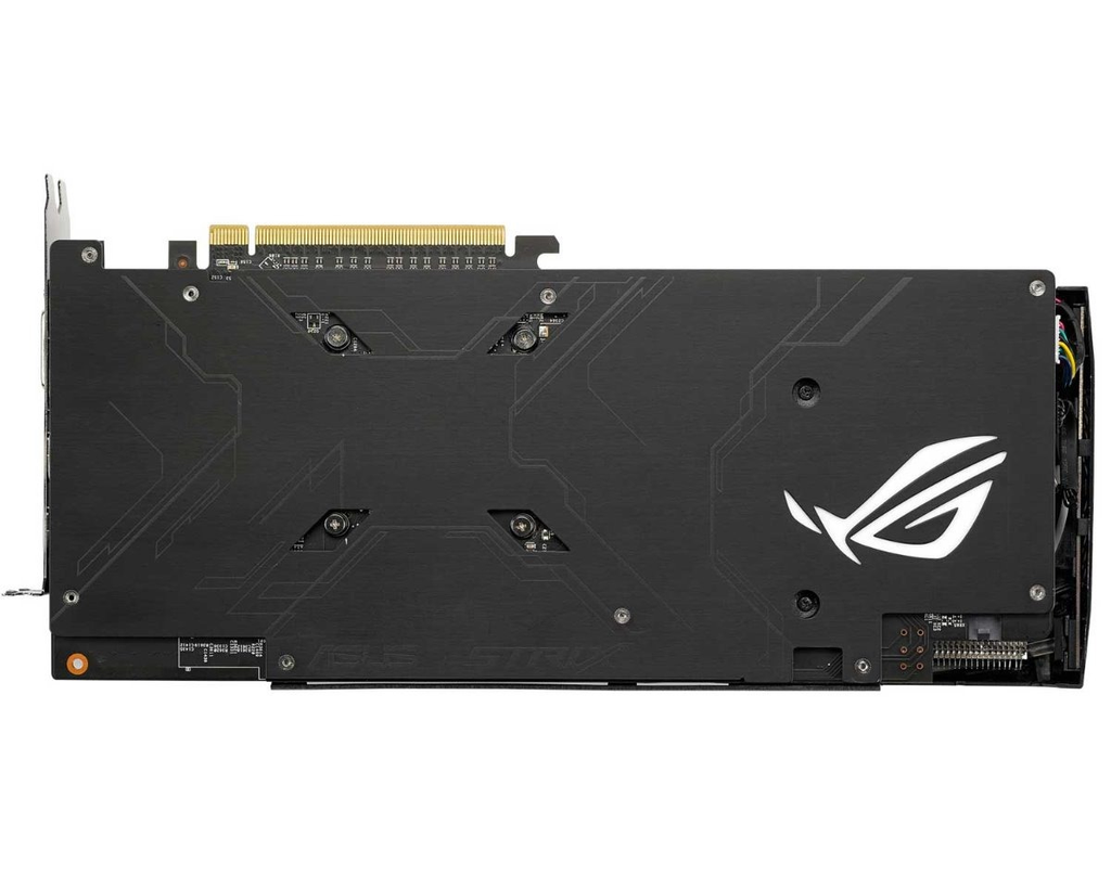 Asus Strix Gtx1070 O8 G Gaming Tarjeta De Video 8 Gb Ddr5 7680 X 4320
