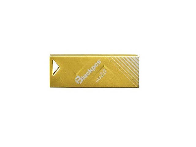 BLACKPCS MU2104G-8 Memoria USB 8 GB Oro Metal