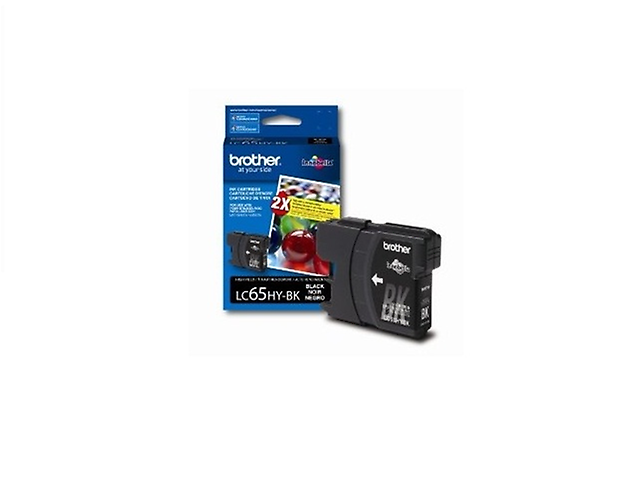 BROTHER LC65HYBK TINTA COLOR NEGRO COMP/ MFC-6490CW ALTO RENDIMIENTO 900 PAG