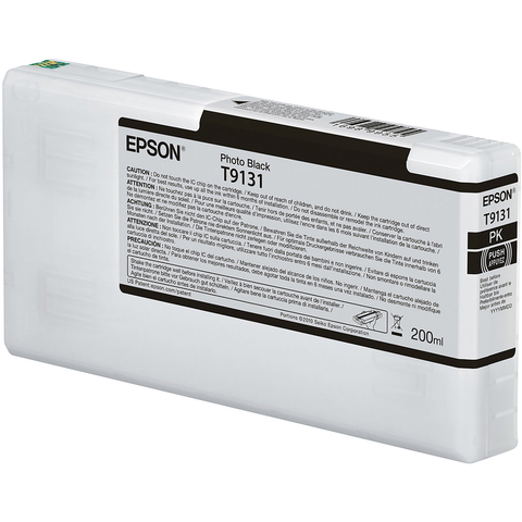 Epson T913100 Tinta Ultra Chrome Hd Photo Color Negro - ordena-com.myshopify.com