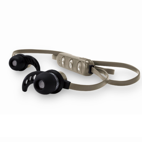 Ginga Audifonos Bluetooth Dorado Chrome 2