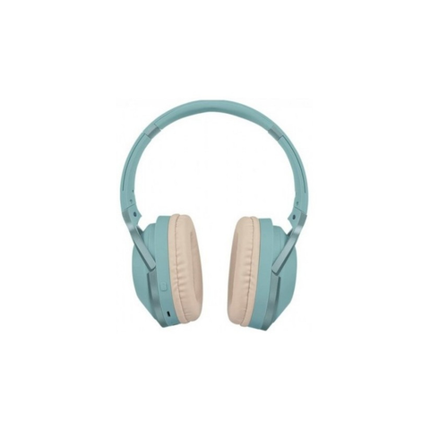 Lf Acustics Audífonos Lf Over Ear Verde Bluetooth